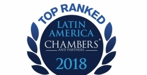 TozziniFreire Advogados is highlighted in the international guide Chambers Latin America 2018
