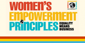 We are signatory to the 7 Women's Empowerment Principles