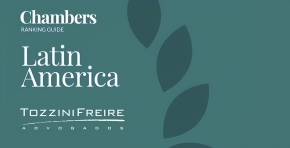 TozziniFreire is  highlighted in Chambers Latin America 2019